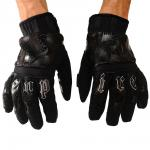 Pipe glove black